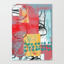 Jane Says 2 Canvas Print