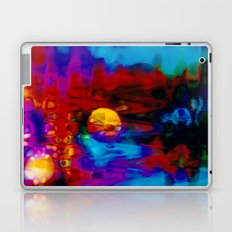 Strange Moon Laptop & iPad Skin