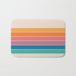 Boca Spring Stripes Bath Mat