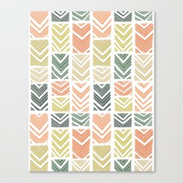 Sugar Wave Canvas Print