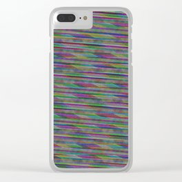 Scale Illusion Clear iPhone Case