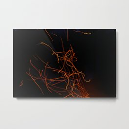 Sparks of Light Metal Print