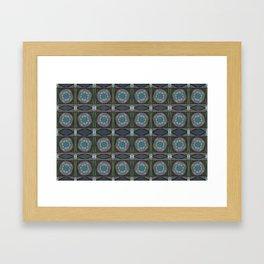 DANCING IN CIRCLES Framed Art Print