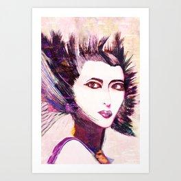 Vs. Art Print