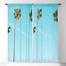 Palm Tree Sunshine Blackout Curtain
