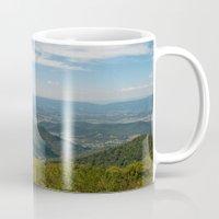 skyline Mugs featuring Skyline  by Ashley Hirst Photography