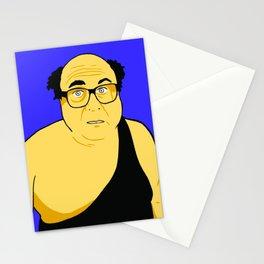 The Trash Man Stationery Cards