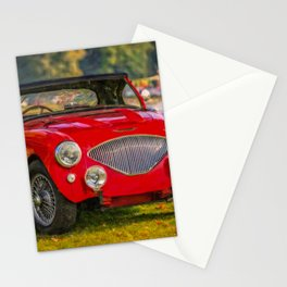 Austin Healey 100 Stationery Cards