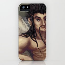 Pinup Draven iPhone Case