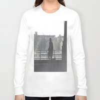 soldier Long Sleeve T-shirts featuring Soldier by Damien Richard