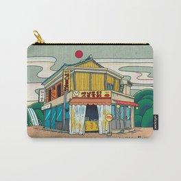 Urban Minhwa: Local Chicken Place B Type (Korean traditional/folk art) Carry-All Pouch