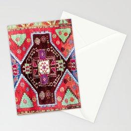 Malatya  Antique Turkish Rug Print Stationery Cards