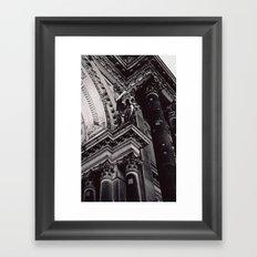 Berlin Angel Framed Art Print