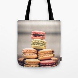 Macaron Delights Tote Bag