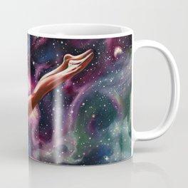 Cosmic dive Coffee Mug