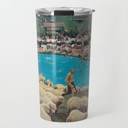 Sheep Farm Travel Mug