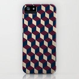 pop cube iPhone Case