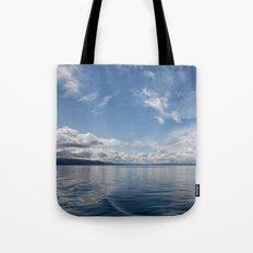 Infinite: Oslo Harbor Tote Bag