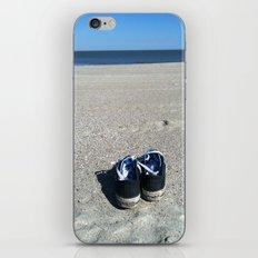 Beach Time iPhone & iPod Skin