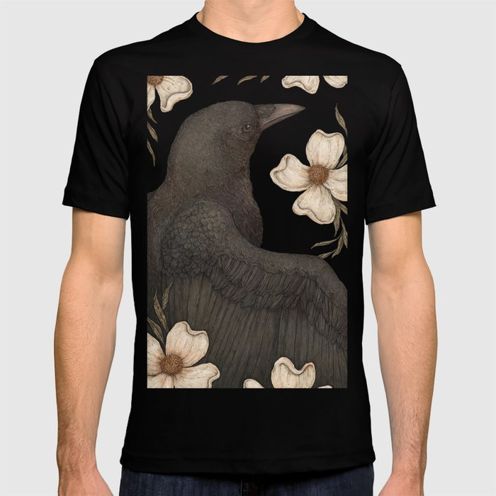 The Crow and Dogwoods T-shirt