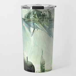 Waiting for the last launch Travel Mug
