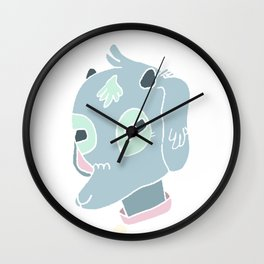 goatling Wall Clock