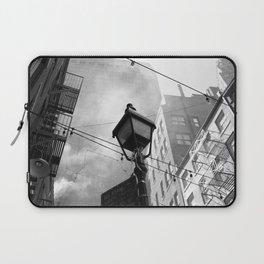 New York Street Life Laptop Sleeve