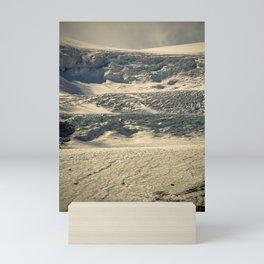 Athabasca Glacier Mini Art Print