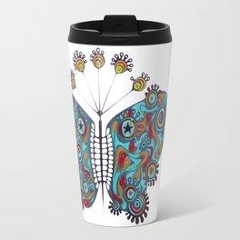 constellation butterfly (ORIGINAL SOLD). Travel Mug