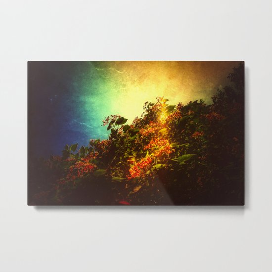 The Wake Up Metal Print