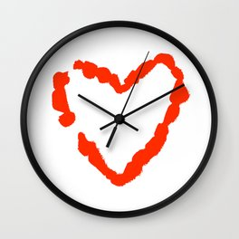 What Becomes of the Broken Hearted? Wall Clock