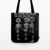 friendship Tote Bags featuring Friendship by GLR67