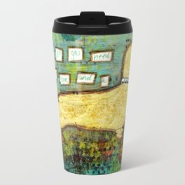 All You Need is Love and a Doxie Travel Mug