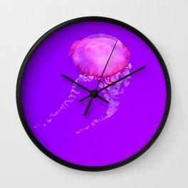 Jellyfish No.2 Wall Clock