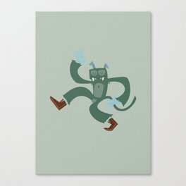 hoi Canvas Print