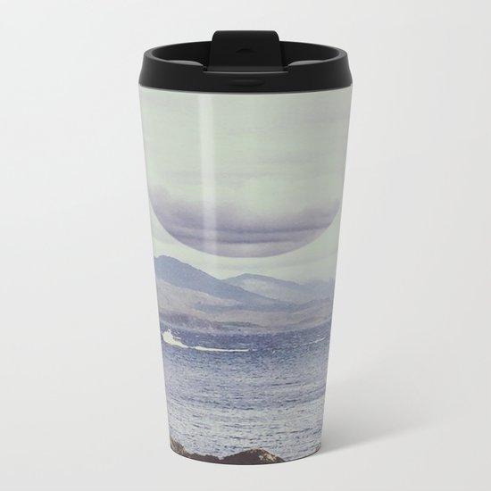 Waterside Metal Travel Mug