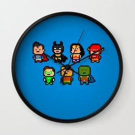 JLA Wall Clock