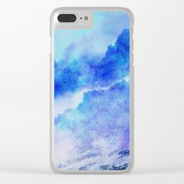 Enchanted Scenery Clear iPhone Case