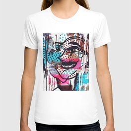 The Dynamic Expressions of Lucy  T-shirt
