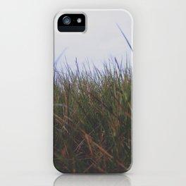 Grassy Fields iPhone Case