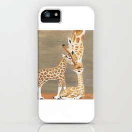 Linked by Love iPhone Case