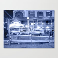 New York Air  Canvas Print