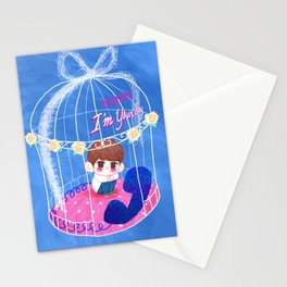 I'm Your Boy  Stationery Cards