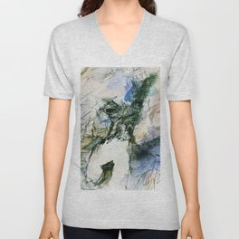 Elephant Queen Unisex V-Neck