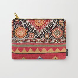Qashqa'i Nomad Fars Southwest Persian Bag Print Carry-All Pouch