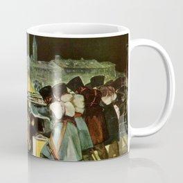 The Third Of May 1808 By Francisco Goya Coffee Mug