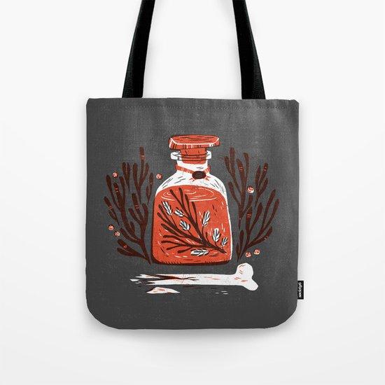 Symbol Jar Tote Bag