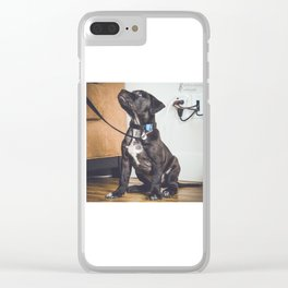 Otis Clear iPhone Case