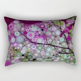 Positive Energy 3 Rectangular Pillow