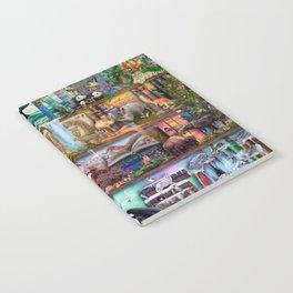 The Amazing Animal Kingdom Notebook